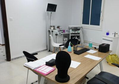 box de consultation orl /pédopsychologie clinique du val